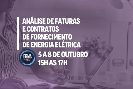 Análise de Faturas e Contratos de Fornecimento de Energia Elétrica