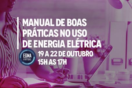 Manual de Boas Práticas no Uso de Energia Elétrica