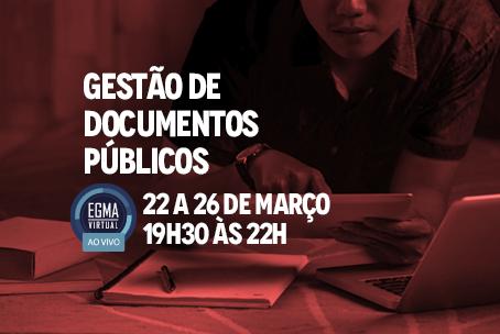 Gestão de Documentos Públicos