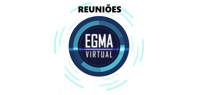 Sala de Reunião da EGMA Virtual